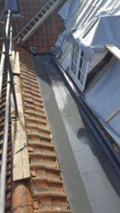 Aldridge Roofing - Fibre work