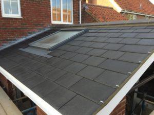 Aldridge Roofing - Cambrian Slate
