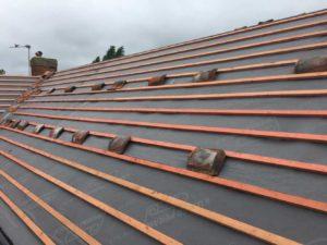 Clay Pan Tiles