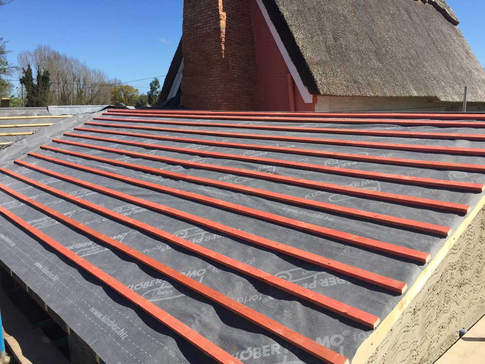 Convert Flat To Pitched Aldridge Roofing