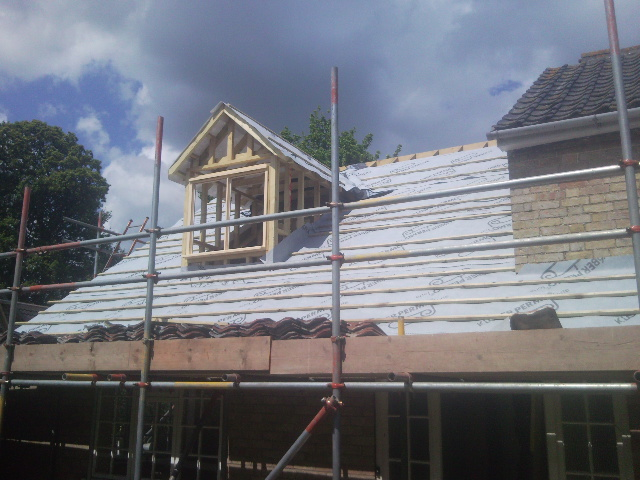 Aldridge Roofing example